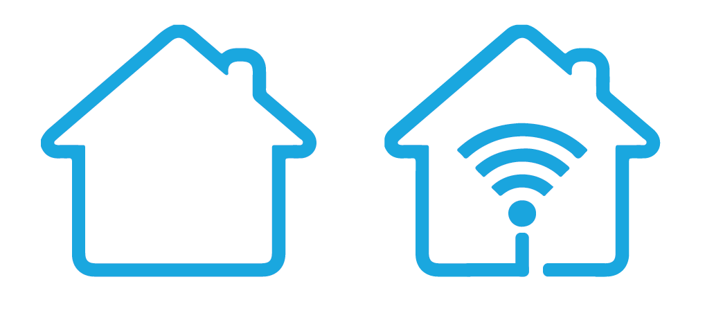 your home can become a smart home in a few simple steps. these steps are easy to follow and don't burn a hole in your pocket. Let us show you how.