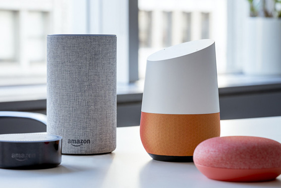 with the wast tech space, its hard to chose your assistant. Google and amazon have stepped up the game with Alexa and Google home.