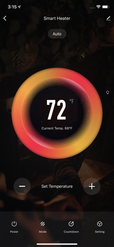 heater main
