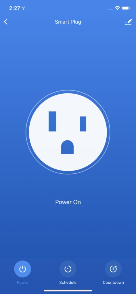 Plugs On Off